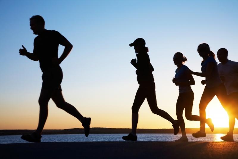 Maratona con Reishi e Cordyceps: nuovo record personale