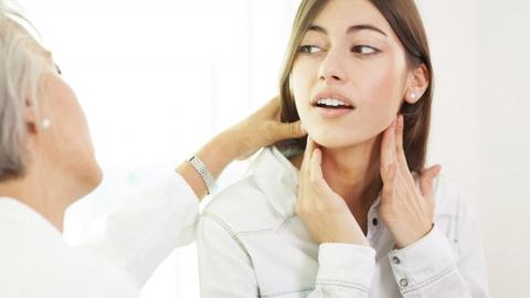 Tiroide funghi curativi